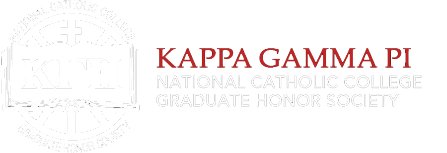 Kappa Gamma Pi logo